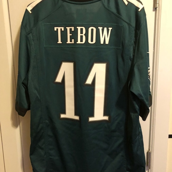 Tebow Jersey Eagles Tim Tim Tebow Eagles